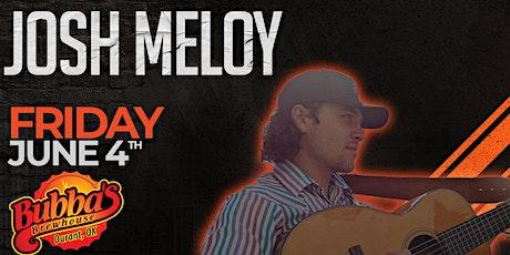 Josh Meloy tickets