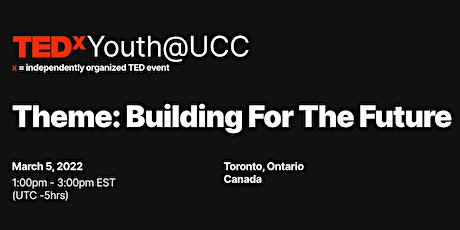 TEDxYouth@UCC tickets