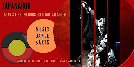 Japan & First Nations Cultural Gala Night tickets