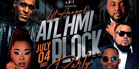 1st Annual ATL HMI 4th of July Block Party tickets