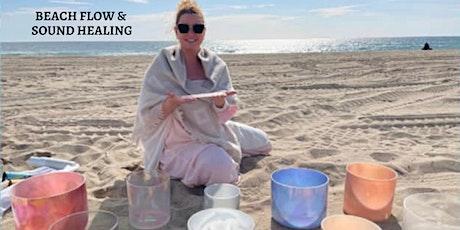 Beach Yoga Sound Bath tickets