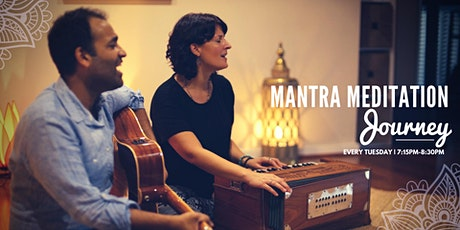 Mantra Meditation Journey tickets