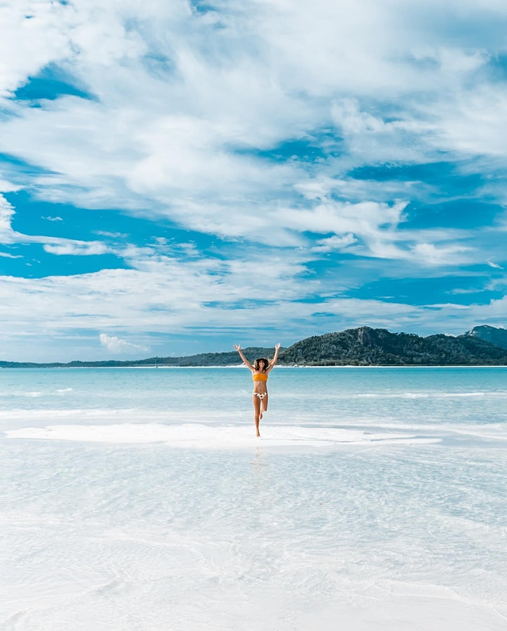 Ocean Yoga Retreat: Whitsunday Islands image