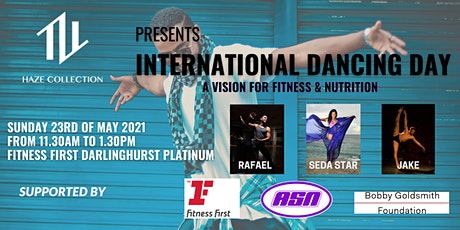 International Dancing Day tickets