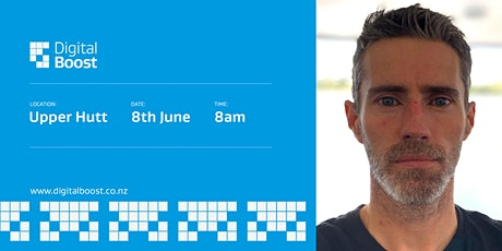 Digital Boost Workshop with Digital Ambassador - Rob Bullen tickets