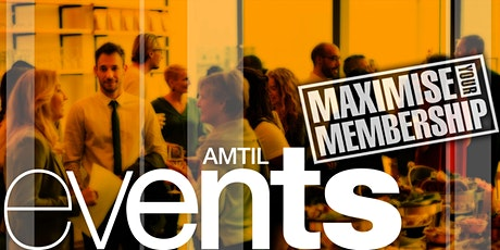 AMTIL VIC Maximise your Membership Networking Event tickets