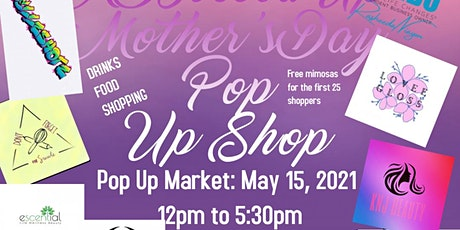 Pop Up Queens Presents A Bossed Up After Mother's Issa rain day make up tickets