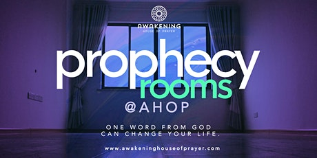 Prophecy Rooms @ Awakening House of Prayer entradas