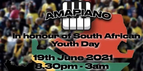 Amapiano Youth Day tickets