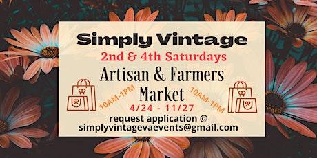 Driver Village Artisan & Farmers Market tickets
