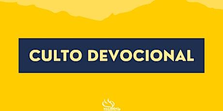 CULTO DEVOCIONAL tickets