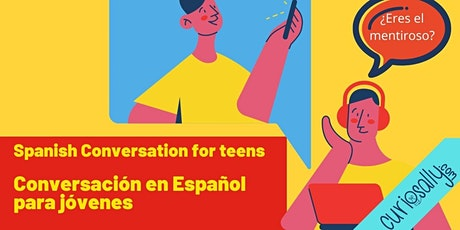 Spanish for kids and teens - Conversational class through game- Who lied? tickets