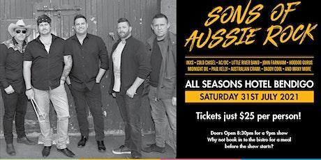Sons Of Aussie Rock tickets