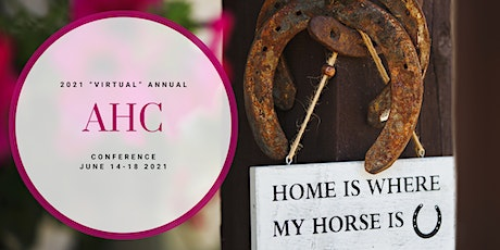 2021 American Horse Council Virtual Conference tickets