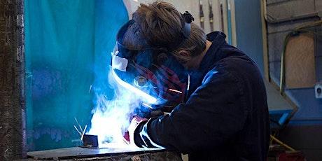 EVolocity Taranaki - Accelerate your EV Build Welding Workshop, 19 May tickets