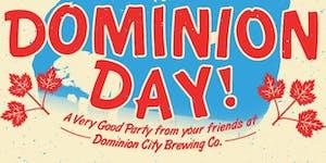 Dominion Day!