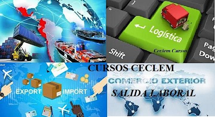 Imagen de Curso Comercio Exterior + Logística y Distribución Beca Oficial