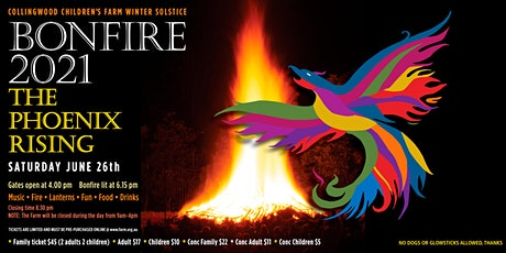 Winter Solstice Bonfire tickets