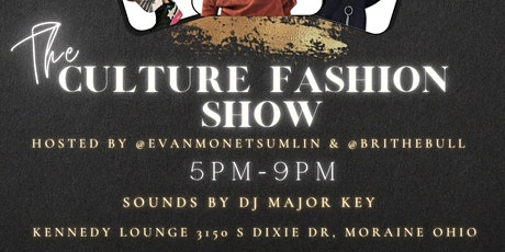 The Culture Fashion Show tickets