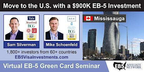 U.S. Green Card Virtual Seminar – Mississauga, Canada tickets