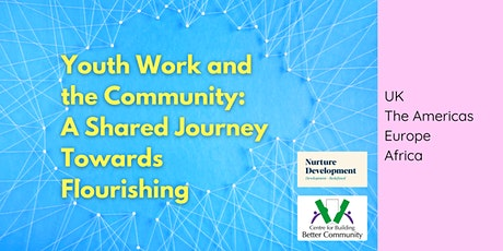 Youth Work and the Community: A Shared Journey Towards Flourishing - Global tickets