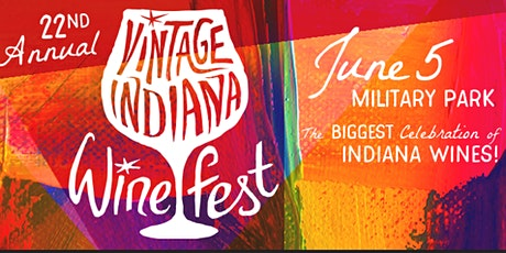 Vintage Indiana Wine Festival tickets