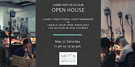 HJI Open House: Experience Fine Jewellery Craftsmanship tickets
