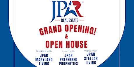 JPAR Grand Opening & Open House tickets