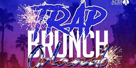 TRAP BRUNCH™: Memorial Weekend Day Party Edition at HASH HOUSE tickets
