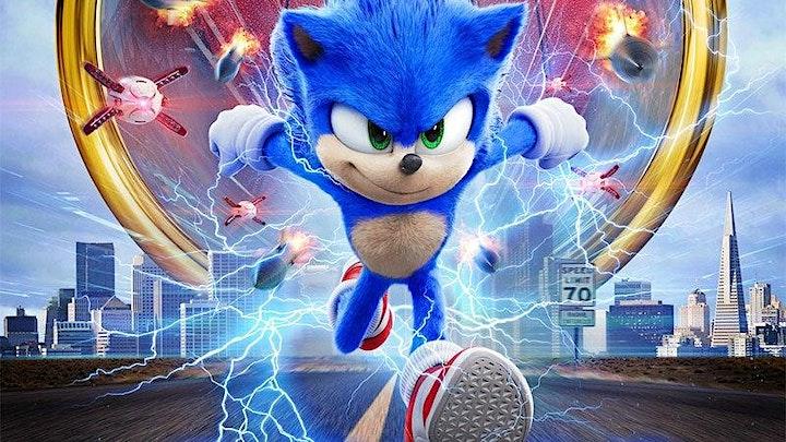 Sonic The Hedgehog Movie at Parnawarri image