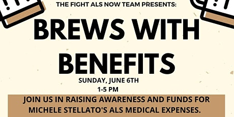 Brews With Benefits tickets
