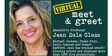 VIRTUAL BUSINESS & NETWORKING EVENT WITH EXECUTIVE PRODUCER tickets