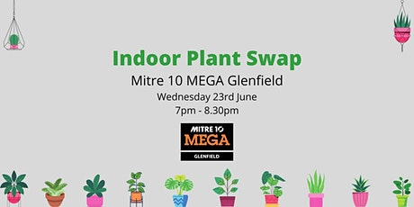 Indoor Plant Swap tickets