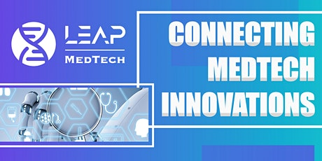 [LEAP MedTech] 05/14 Deep Learning for Medical Imaging tickets