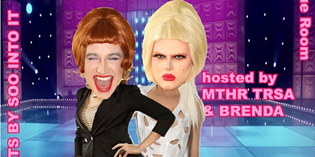 RuPaul's Drag Race Down Under Viewing Party *upstairs in the Blue Room* tickets