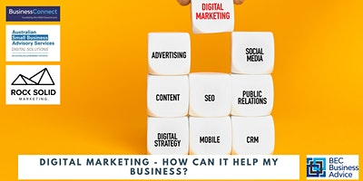 Digital Marketing – How can it help my business? – Moama