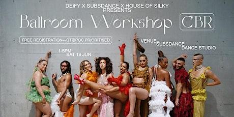 Ballroom Workshop tickets