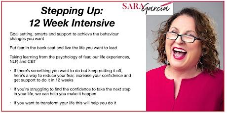 12 Week Online Coaching Program: Stepping Up tickets