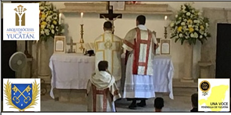 Misa Tridentina Rezada- Forma Extraordinaria del Rito Romano (Latin Mass) boletos
