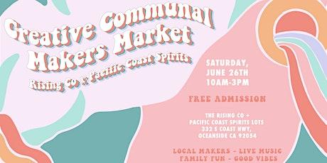 Summer Fun Makers Market tickets