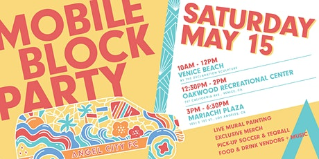 Angel City FC Mobile Block Party tickets