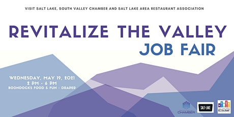 Revitalize the Valley Job Fair tickets
