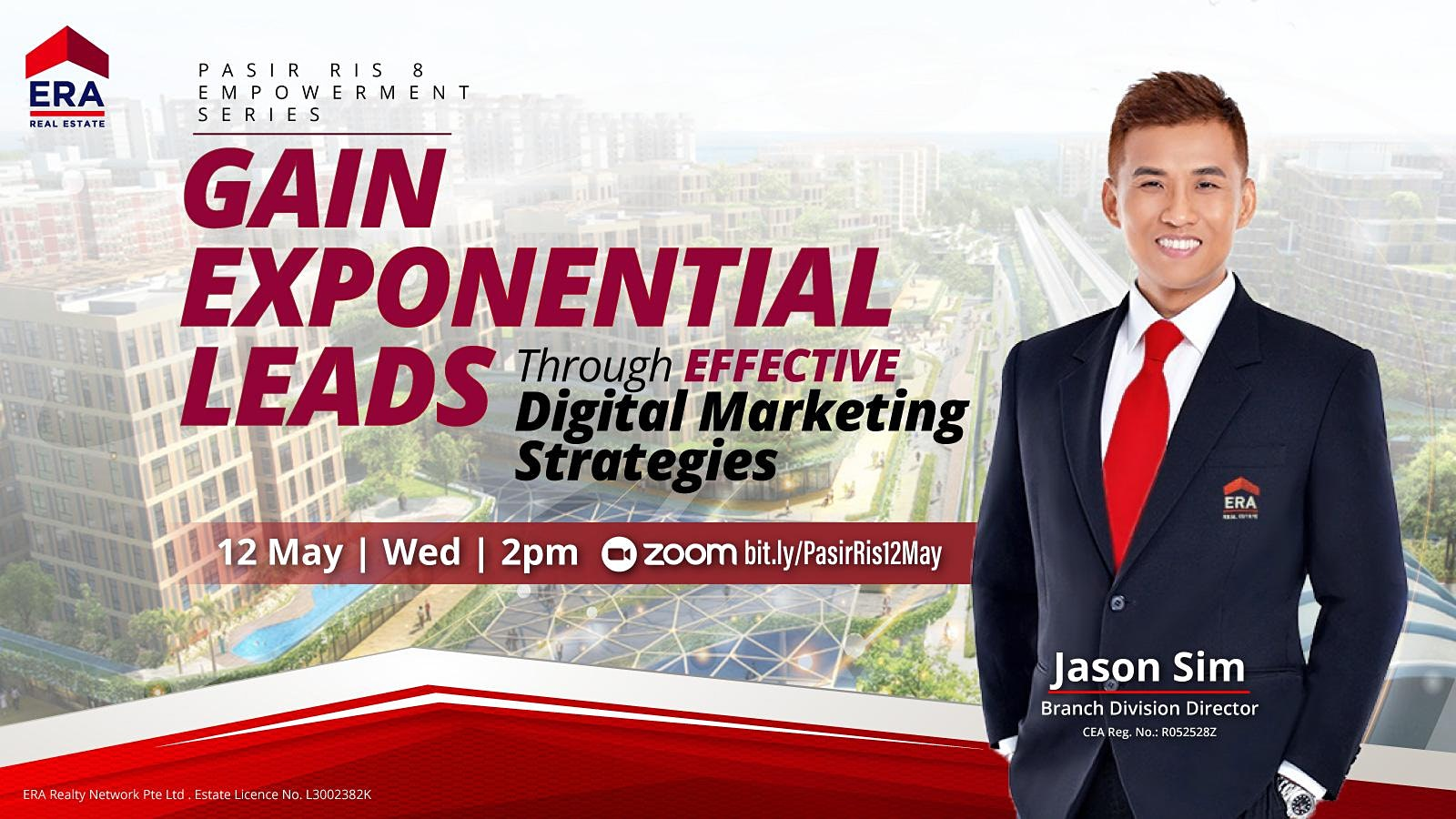 Gain Exponential Leads Through Effective Digital Marketing Strategies