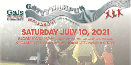 CattyWampus Walk About: A Family Fun Mindfulness Experience tickets
