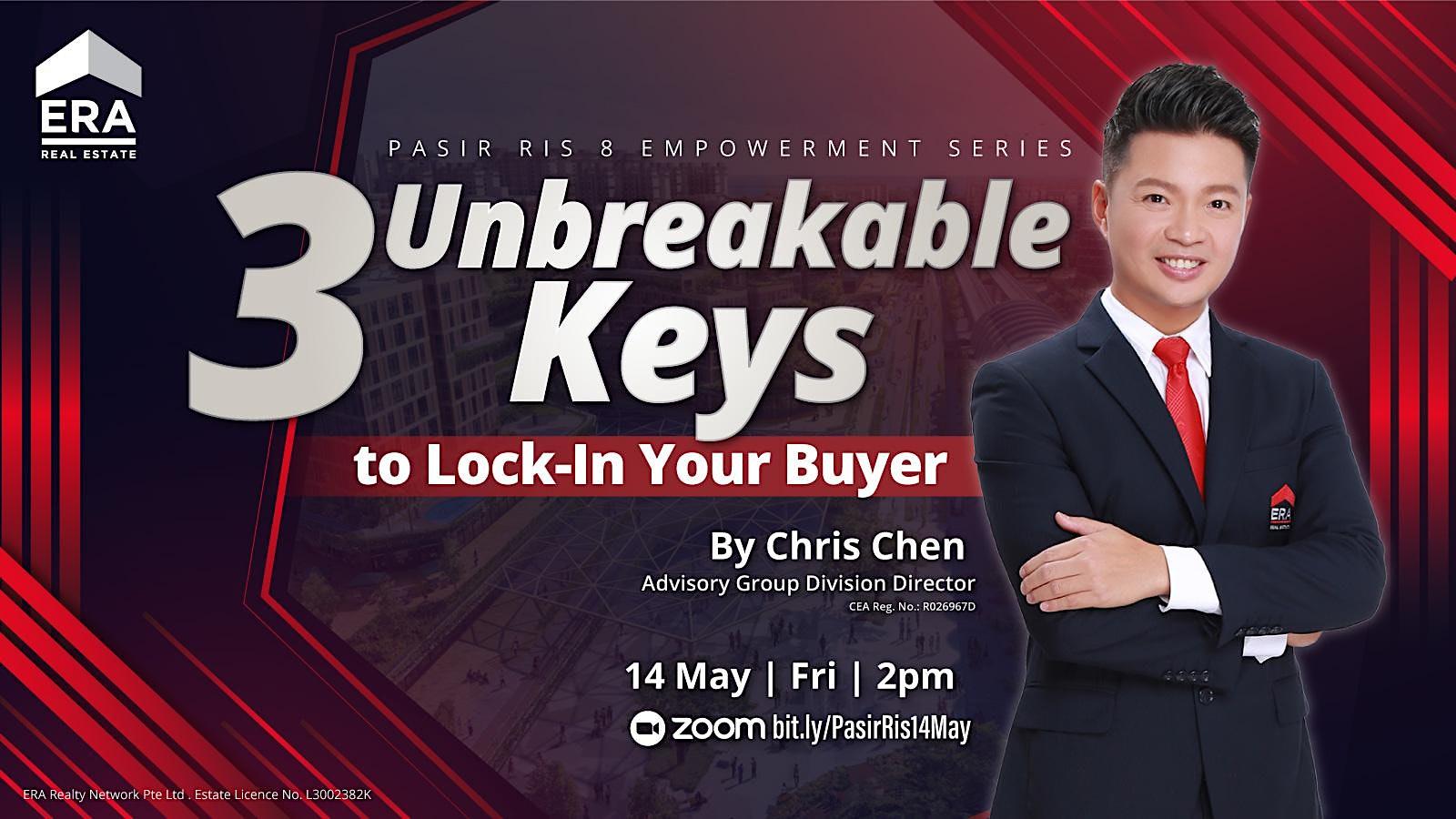 3 Unbreakable Keys to Lock-In Your Buyer
