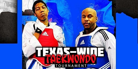 Texas-Wide Taekwondo Tournament tickets