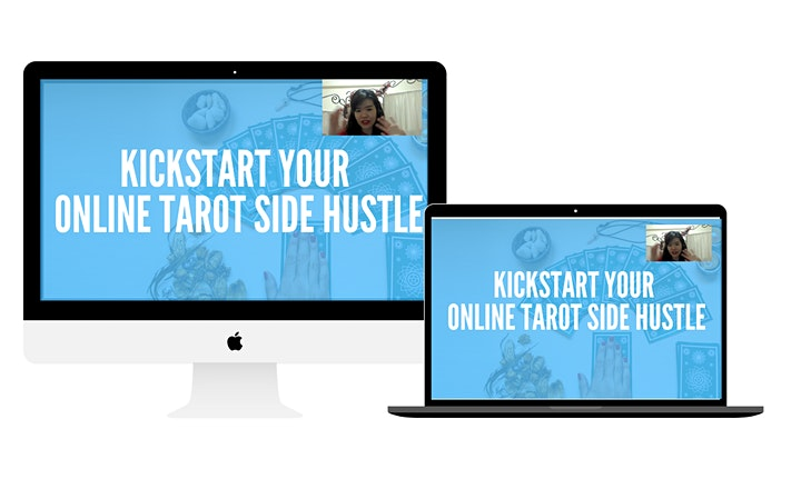 Kickstart Your Online Tarot Side Hustle [Online Training] image