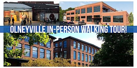 Gallery Night: Olneyville Walking Tour tickets