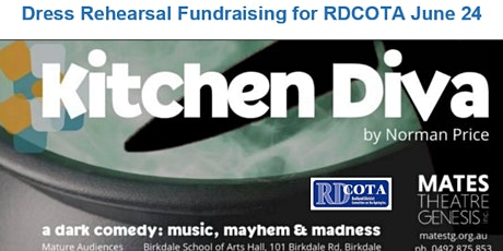 Dress Rehearsal - Kitchen Diva tickets