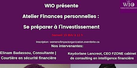 Finances personnelles : Se préparer à l'investissement billets